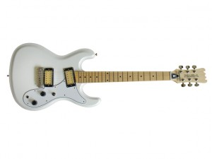 Eastwood Phase 4 Hi-Flyer Electric Guitar (Nirvana Replica)