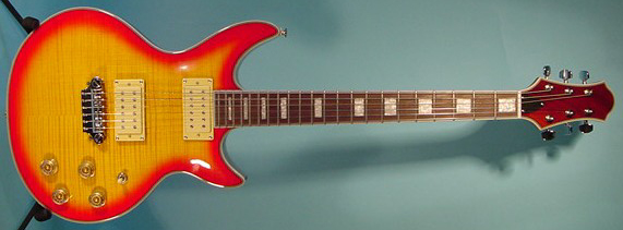 Eastwood Ultra GP Electric Guitar
