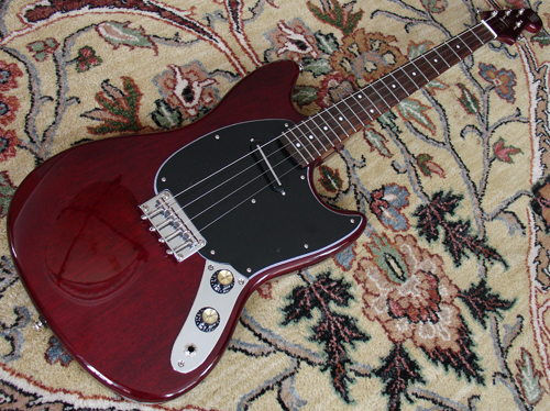 Eastwood tenor guitar