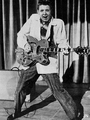 Eddie Cochran: Early Rock Star, Guitarist, Rockabilly Pioneer