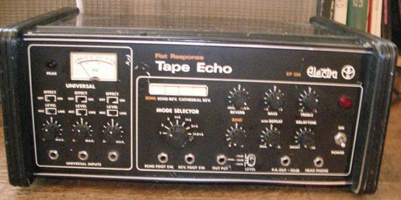 Electra EP 350 Flat Response Tape Echo
