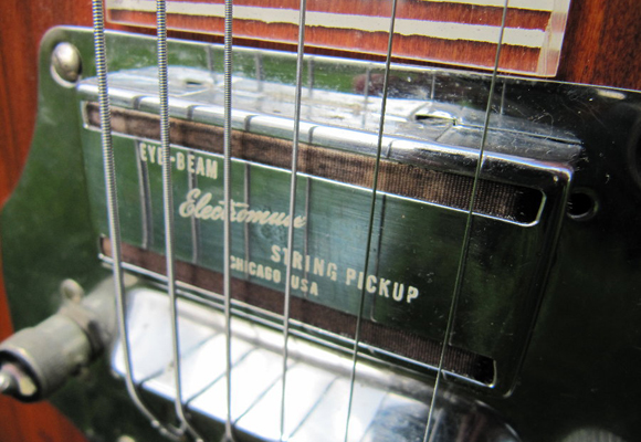 Electromuse Lap Steel Guitar Pickup