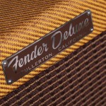 Fender Deluxe Amplifier