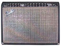Fender Twin Reverb Amp (Blackface)