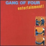 Gang of Four: Entertainment album cover