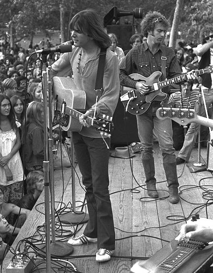 Gram Parsons: His life came to an early end at the Joshua Tree Inn