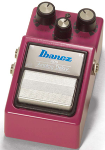 Ibanez Maxon AD9 Analog Delay Guitar Effects Pedal