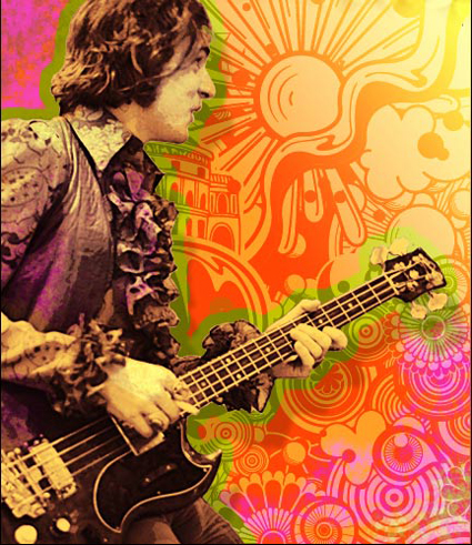 Jack Bruce: Bass Player for Cream