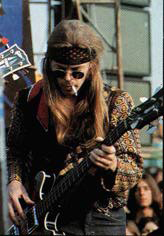 Jack Casady: Bass Player for Jefferson Airplane