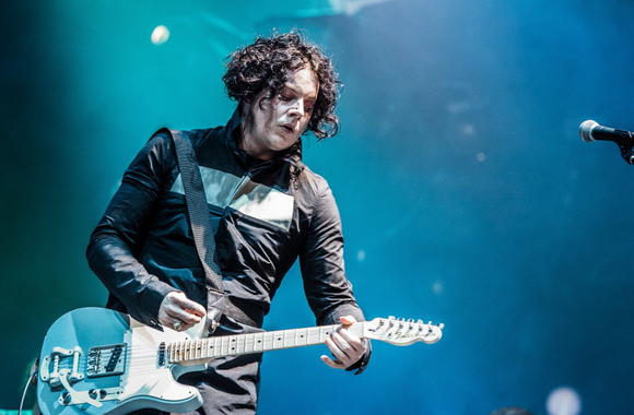 Jack White's Fender Telecaster with Bigsby