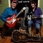 Joe Price & Vickie Price at the Eastwood Players Lounge