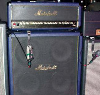 Joe Satriani's 1992 Marshall 6100 30th Anniversary Amp