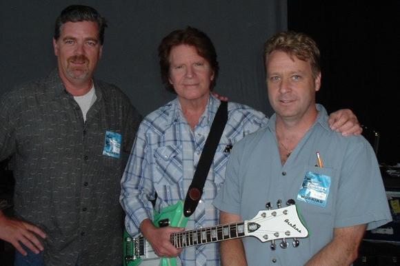 Mike Robinson & John Fogerty & Peter McCracken