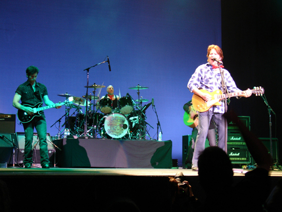 John Fogerty Band in Toronto (July 2007)