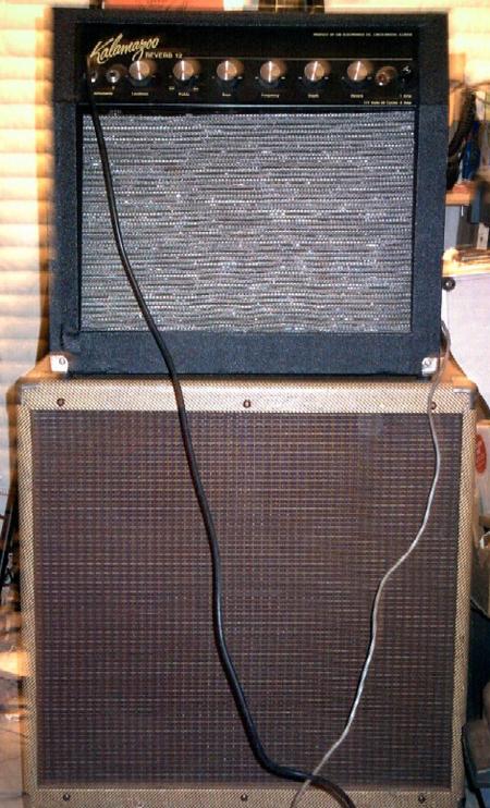 Kalamazoo Reverb 12 Combo Guitar Amplifier