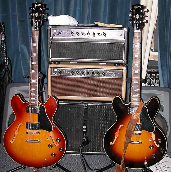 Larry Carlton's Dumble Overdrive Special Amps (2005)