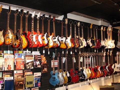 Ludlow's Guitars (New York City, NY)