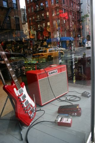 Ludlow's Guitars (New York City, NY)