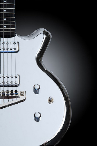 M1 TV Jones Premium Guitar (Liquid Metal Guitars)
