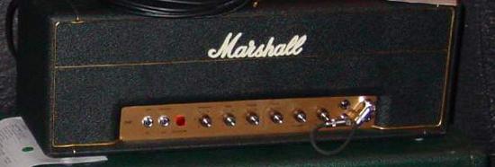 Marshall Bass 50w Head Model #1986