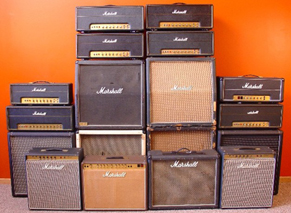 Marshall Guitar Amps