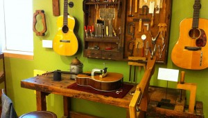 Martin Guitar Workshop