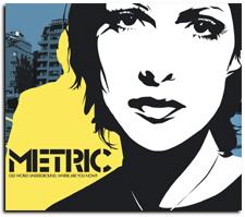 Metric CD