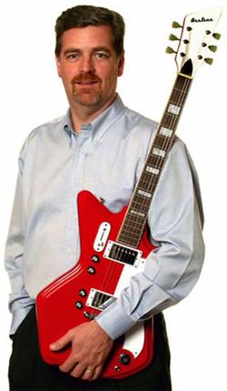 Mike Robinson (MyRareGuitars.com)