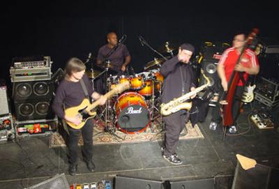 Jazz Guitarist Mike Stern