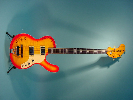 Musicvox Spaceranger Electric Guitar (from the Austin Powers movie 'Goldmember')