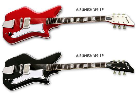 Eastwood Airline '59 Custom 1P Electric Guitar
