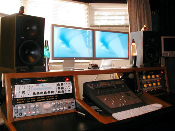 Recording Studio: Command Center