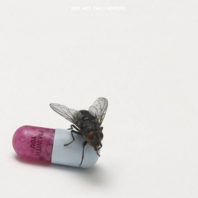 Red Hot Chili Peppers - I'm With You album cover