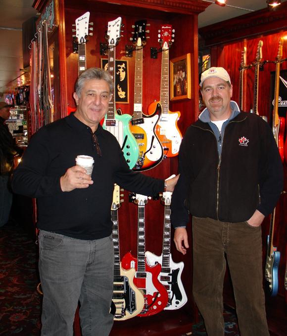 Rudy's Guitar Stop (New York City, NY)