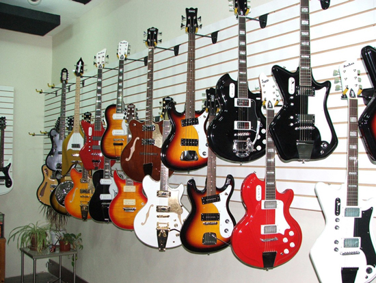 San Francisco Guitarworks (San Francisco, CA)