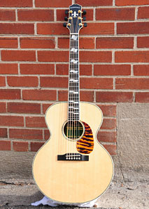 Scott Baxendale Acoustic Guitar