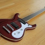 Eastwood introduces new 32″ Scale Bass