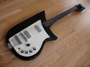 MRG Solo King Guitar