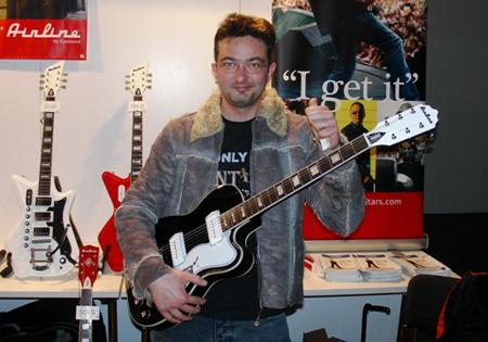 Musikmesse 2008: Spiros Zafeiriadis