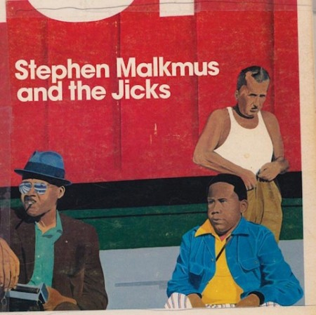 Stephen Malkmus & The Jicks - Mirror Traffic album cover