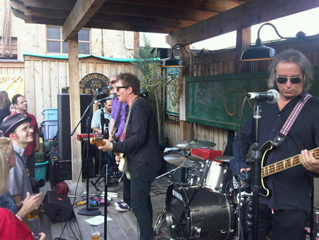 Steve Wynn's 'The Baseball Project' at SXSW 2011