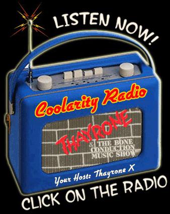 Thayrone Coolarity Radio - Listen Now!