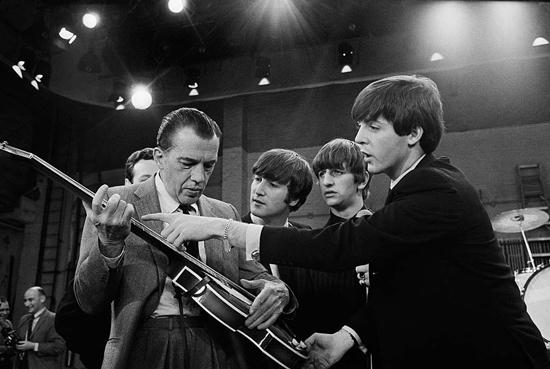The Beatles on The Ed Sullivan Show (1964)