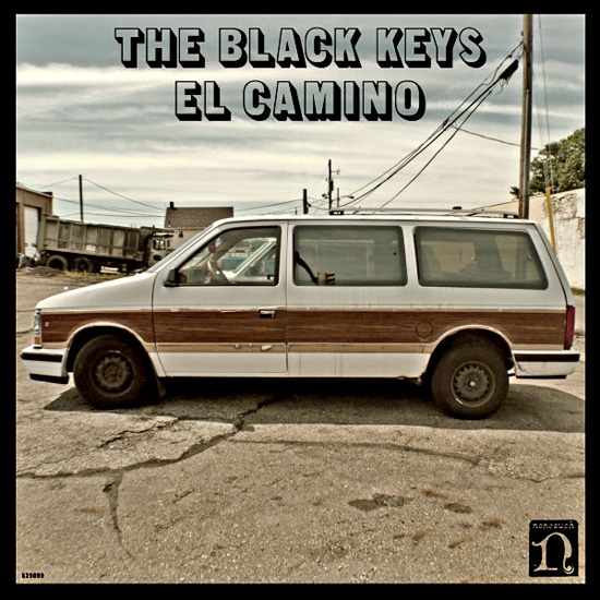 The Black Keys - El Camino album cover