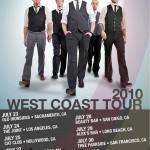 Throwback Suburbia on West Coast Tour