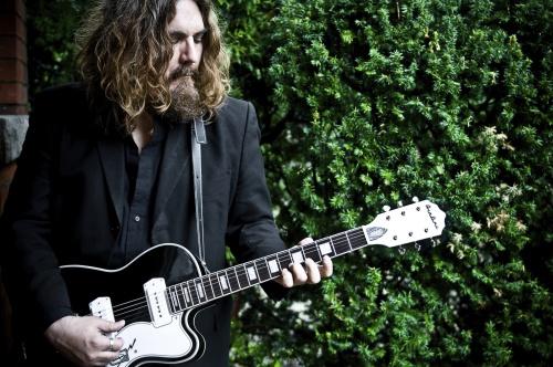 Tom Wilson, guitarist (photo by Brian O'Brien)