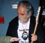 Earache My Eastwood: Meeting Tommy Chong