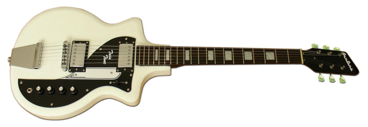 Limited Edition Twin Tone Double Cut - only 24 Made  
