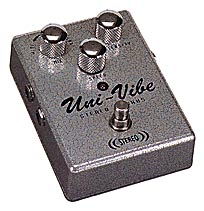 Uni-Vibe Guitar Effects Pedal