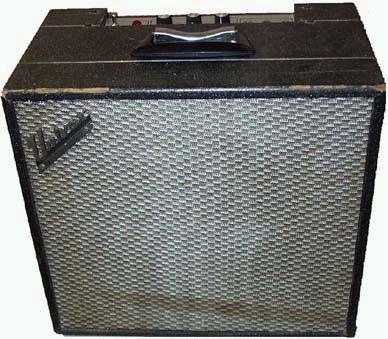 Univox U45 Guitar Amplifier